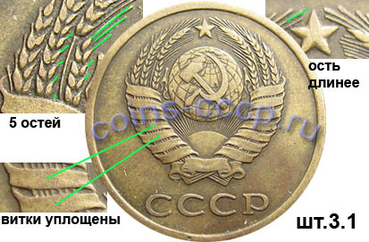 3 копейки 1976 года цена сколько стоит 2копейка 2008года украина